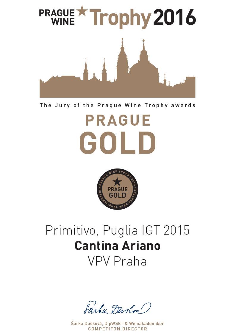 Prague Wine Trophy 2016