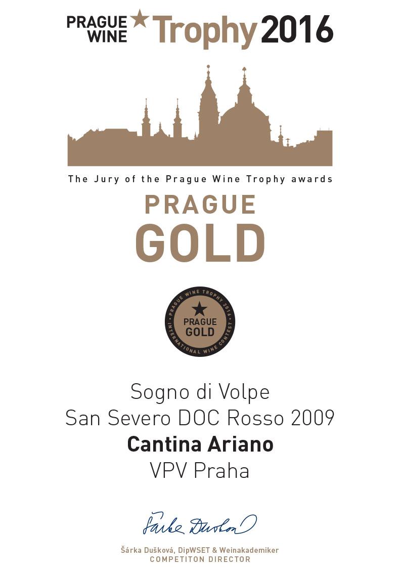 Prage Wine Trophy 2016