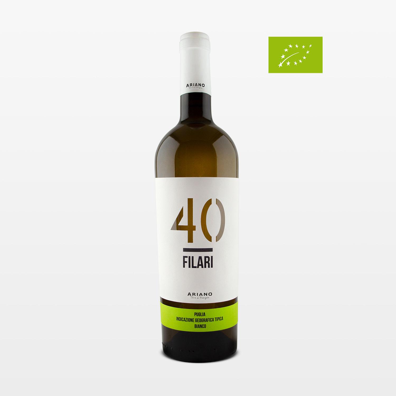 Quaranta Filari – Bianco