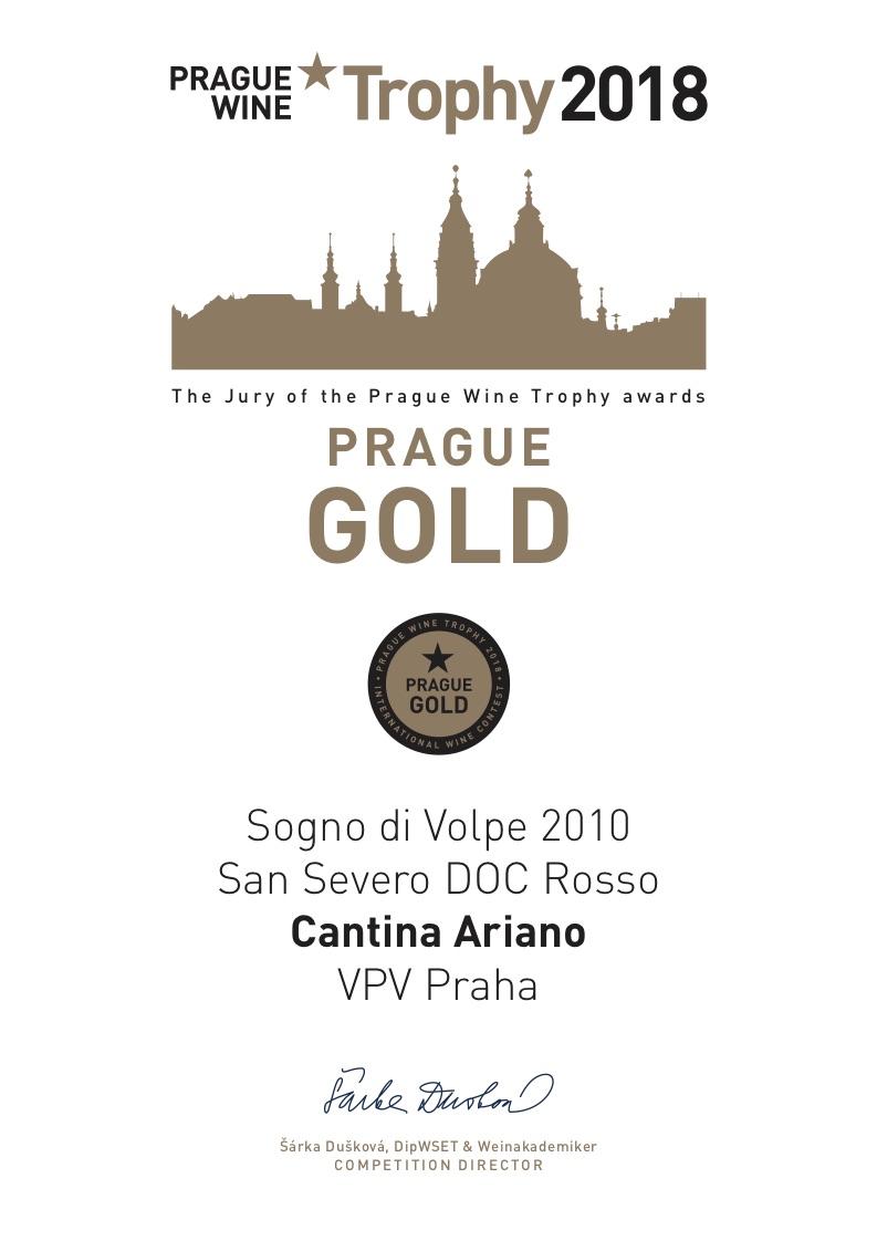Prague Wine Trophy 2018
